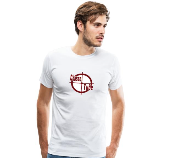T-shirt ChasseTube