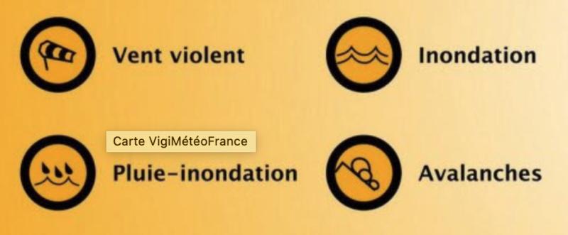 Vigilance meteo