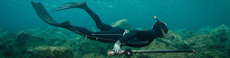Comment débuter chasse sous-marine